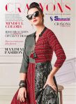 Shangrila creation crayons designer kurties Catalog