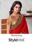 Stylewell Banarasiya vol 2 sarees catalog dealer