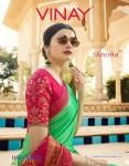 Vinay Fashion Heritage sarees Collection Wholesaler