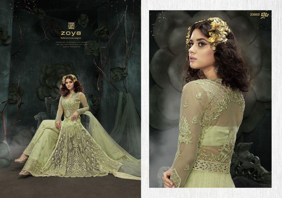 Zoya sparkle heavy lehangas collection Wholesaler