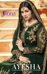 Ayesha by fiona presents party wear collection of salwar kameez