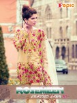 FEPIC Presenting rosmeen crafted lawn NX pakistani concept of salwar kameez