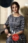 LT fabrics presenting nitya vol 28 nX casual wear collection of Long kurtis