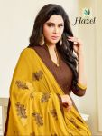 R r fashion presents hazel summer collection of Casual cotton wear salwaar kameez concept
