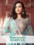 Shree fabs brings mbroidered mariya B vol 4 fancy salwar kameez