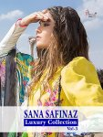 Shree fabs presenting sana safinaz luxury vol 3 trendy collection of salwar kameez