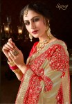 Sneh ata by saroj Launch Designer sarees