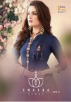 Tunic house introduce swarna pankh vol 2 fancy summer Collection kurtis