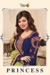 Volono trendz presents pricess collection of salwar kameez