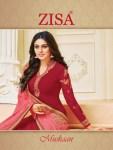Zisa launch muskan Eid collection of fancy salwar kameez