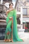 Kalista fashion presenting rainbow Beautiful collection of sarees