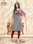 Koiki Presents hansika casual wear kurtis