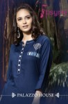 Psyna presents palazzo house fancy collection of kurtis with palazzo