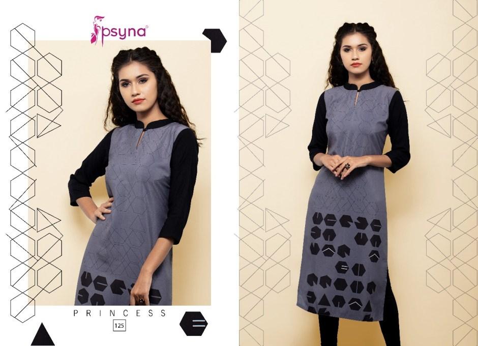 Psyna presents princess exclusive collection of kurtis