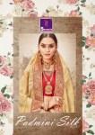 Shangrila launch padmini silk vol 3 ethnic wear elegant look sarees