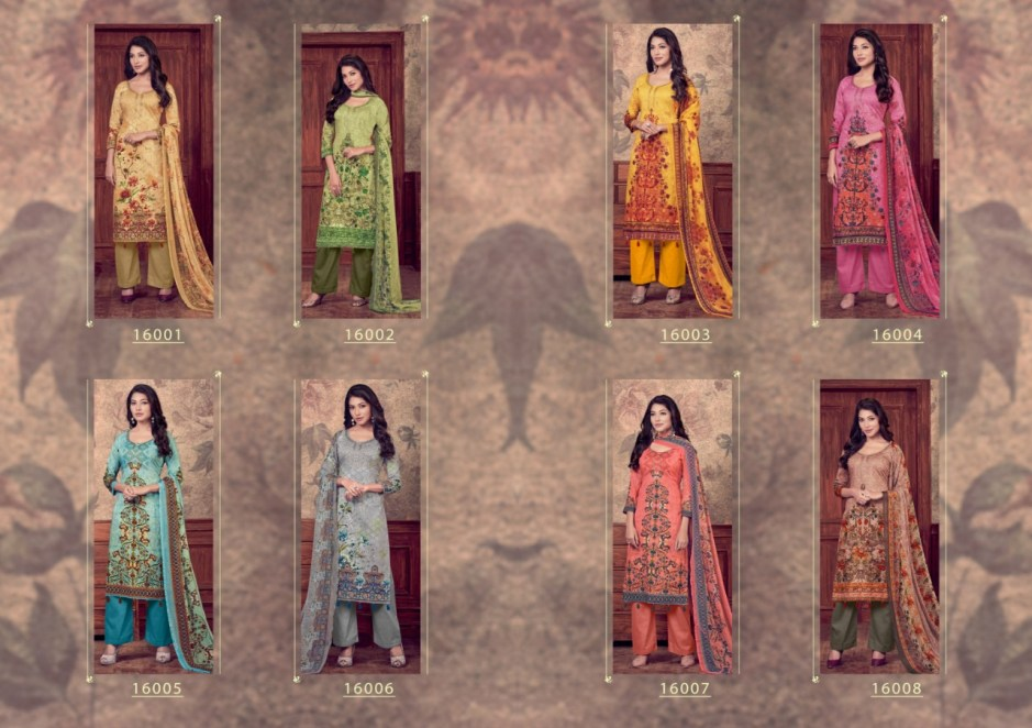 Kaara suits launch safari casual running weae collection of salwar kameez