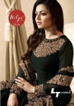 LT fabrics presents nitya vol 117 Hit List party wear stylist gown Concept