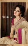 Mugdha presents D.NO.1.2.3.4.5.6.7.8  fancy collection of sarees