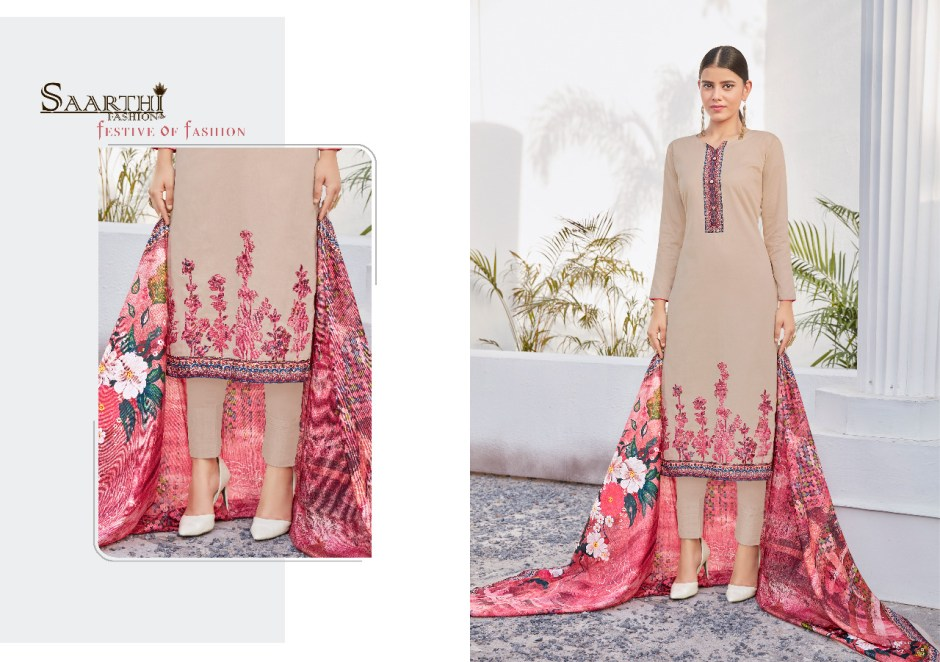 Saarthi fashion presents candy crush Casual smart wear salwar kameez