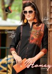 Sawan creation presents honey volume 6 casual ready to wear kurtis concept