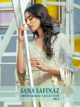 Shree fabs presenting Sana safinaz embroidered collection vol 2 Fancy collection of salwar kameez