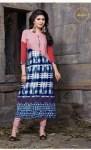 Silkshow presents shanaya vol 1 casual Ready to wear kurtis concept