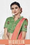 Varsiddhi presenting michlin beautiful collection of sarees