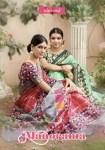 Varsiddhi presents mintorsi manorma casual fancy wear sarees concept