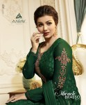 Arab trendz presenting miracle brasso vol 2 beautiful heavy collection of salwar kameez
