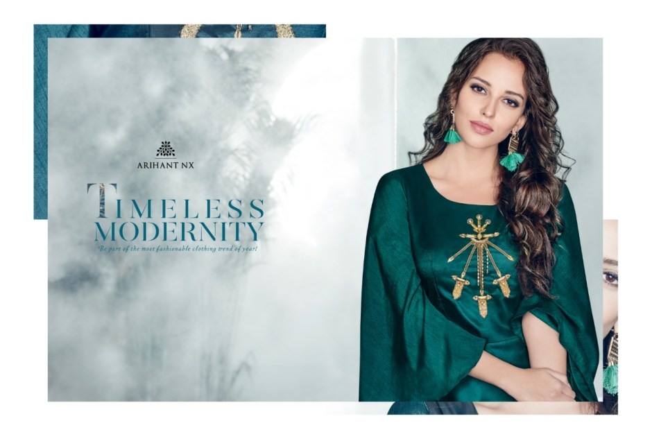 Arihant designer Launch forever memerising collection of designer Gowns