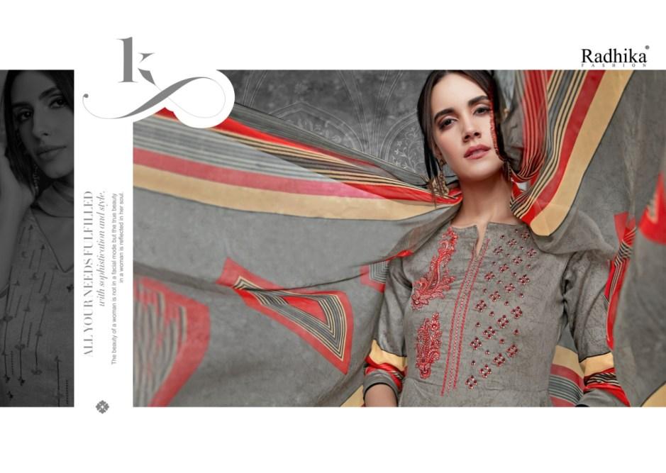 Azara presents almas vol 7 casual wear collection of salwar kameez