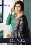 Fiona presenting ayesha jacquard dupptta vol 3 beautiful Ethnic wear collection of salwar kameez