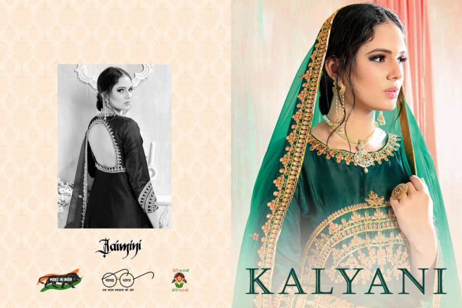 Jaimini presenting kalayani beautiful traditional Wear collection of salwar kameez