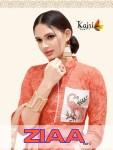 Kajri style presents ziaa vol 1 exclusive fancy collection Of kurtis