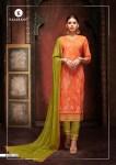 Kalarang creation presents rangoli casual wear cotton printed salwar kameez collection