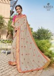 Kalista fashion Pressnts stardom Traditional casual wear sarees collection