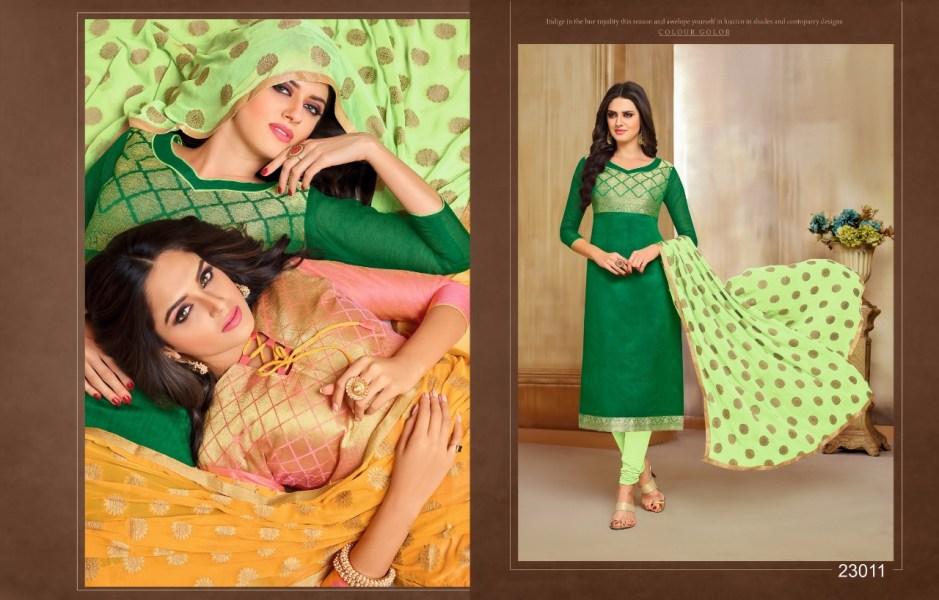 Kapil trendz Launch ethenic vol 2 beautiful elegant look salwar kameez concept