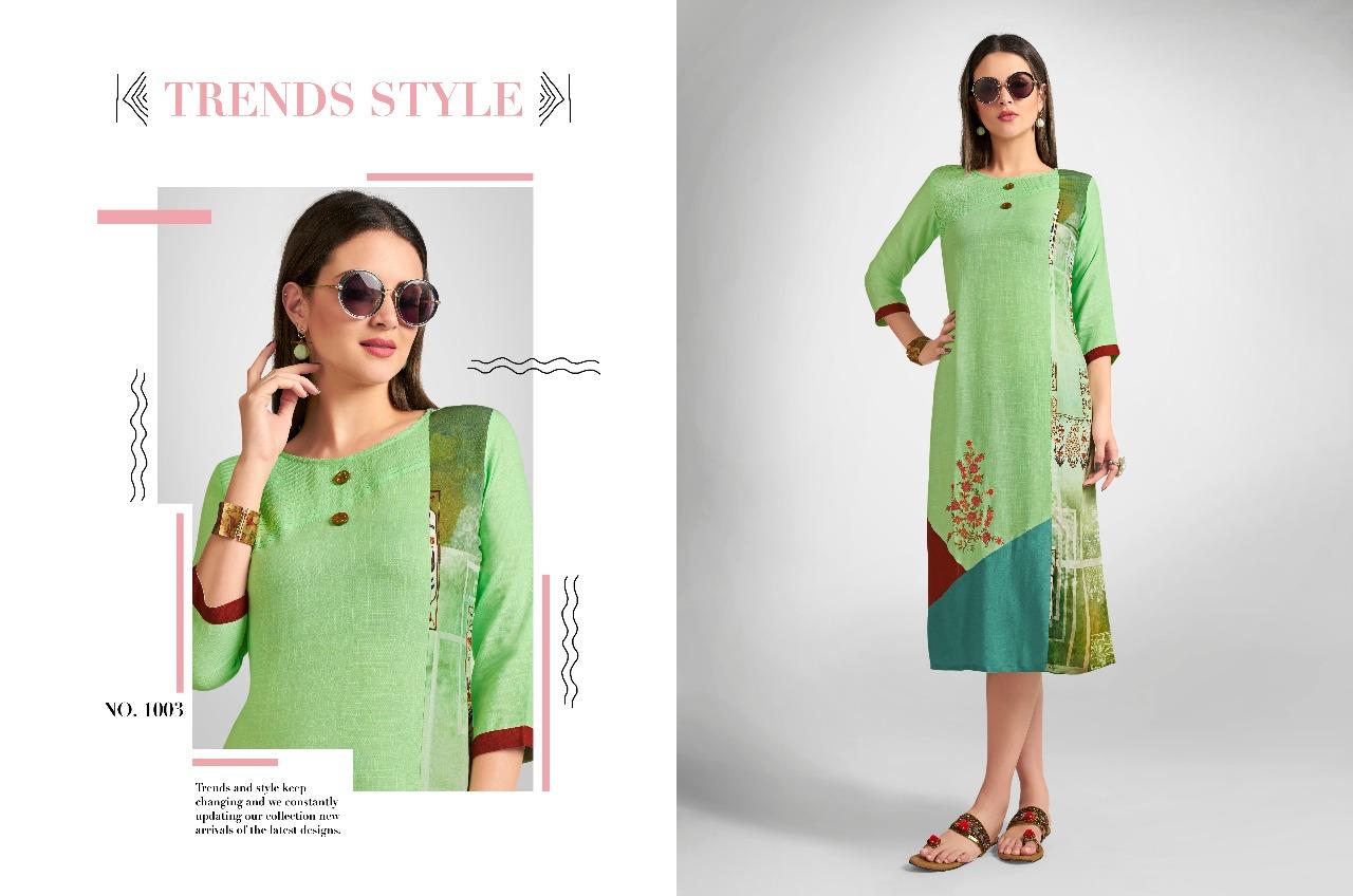 39b81b14a0 Leo fashion Presents aarkhi beautiful tunic style kurtis collections