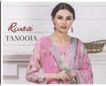 Rivaa presents tanooja Exclusive printed Pure cotton wear salwar kameez concept