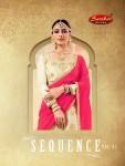 Sanskar sarees presents sequence vol 1 festive collection of lehenga