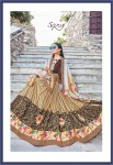 Saroj launch digital india 3 Beautiful Party wear collection of sarees