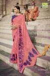 Seymore presenting chunmun exclusive designer printed sarees collection