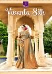Shangrila presents Vivanta silk mesmerising collection of sarees