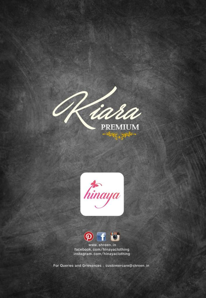 HINAYA kiara premium casual ready to wear kurtis concept