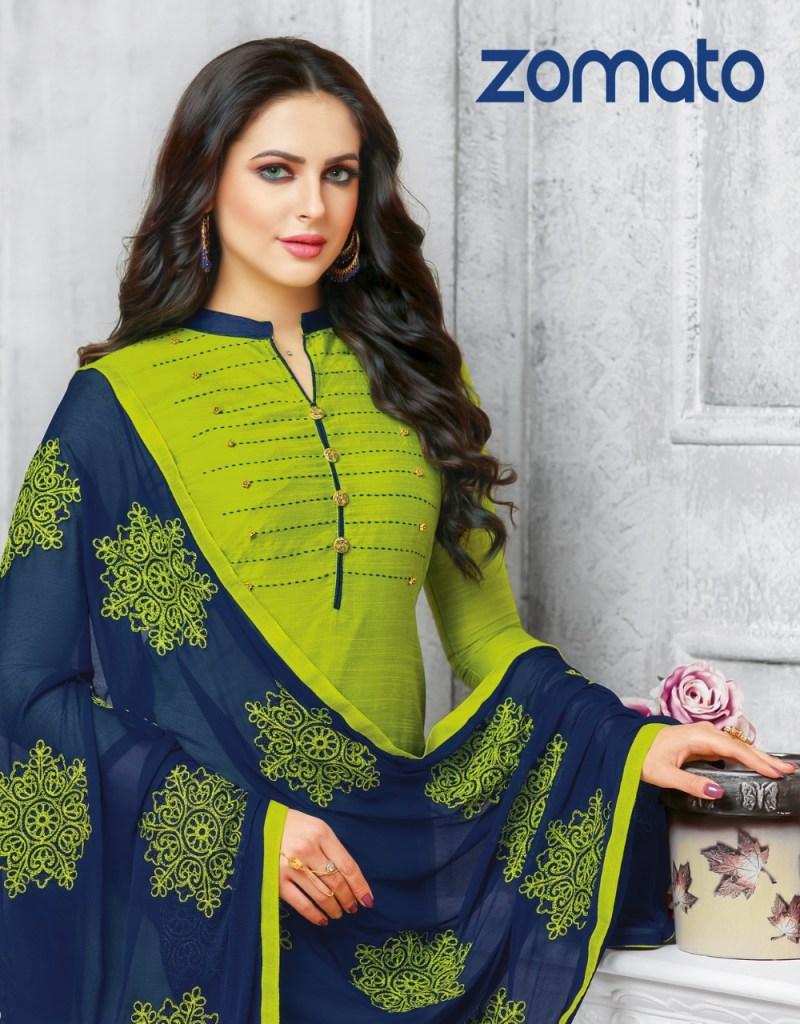 Kapil Trendz zomato casual daily wear salwar kameez collection