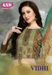 KSM Presenting vidhi beautiful casual printed wear salwar kameez collection