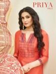 Moof fashion presneting priya vol 2 simple casual wear salwar kameez collection