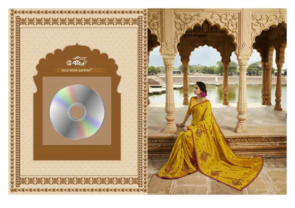 Palav launch shankham 7 beautiful collection of sarees