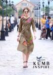 Seriema presenting kumb inspire beautiful casual daily wear collection of kurtis