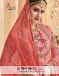 Shree fabs presents beautiful stylish heavy bridal collection of salwar kameez
